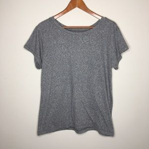 Madewell Grey Heather T shirt size medium